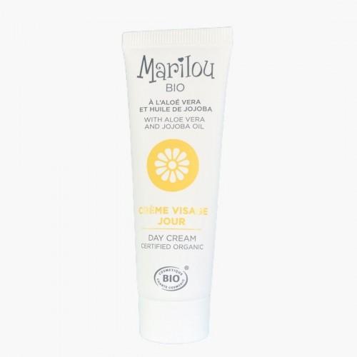 Crème visage jour Marilou Bio