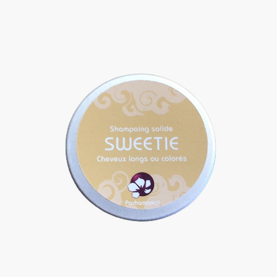 Shampoing solide Sweetie Pachamamaï fermé
