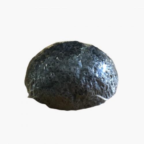 Eponge de Konjac au charbon