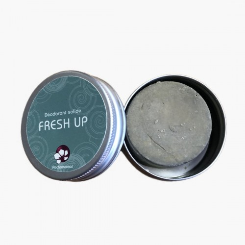 Déodorant solide Fresh up Pachamamaï