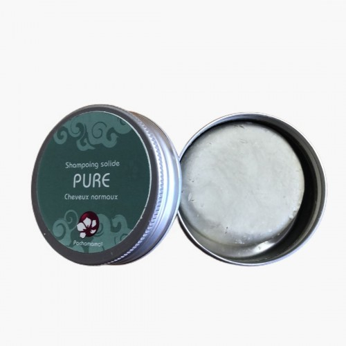 Shampoing solide Pure Pachamamaï