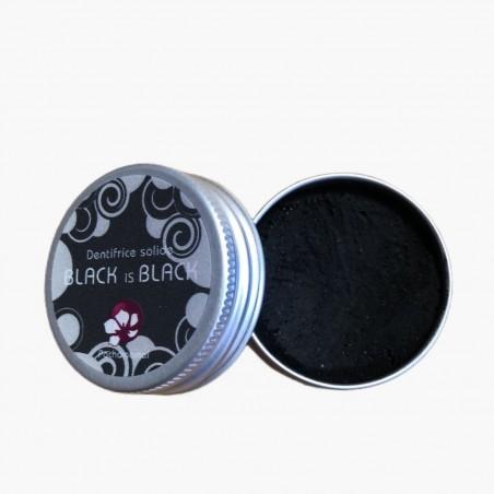 Dentifrice solide BLACK is BLACK