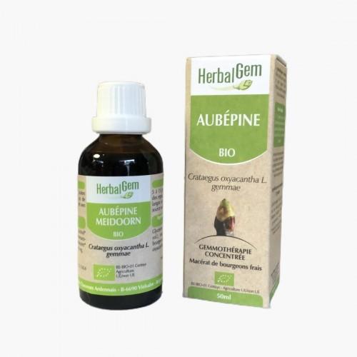 Aubépine Herbalgem 50mL Gemmothérapie