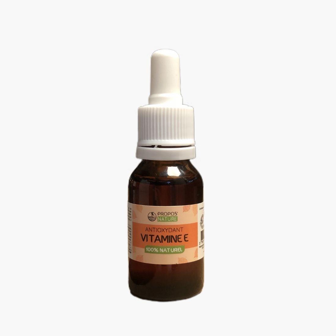 Vitamine E 15ml Propos'Nature