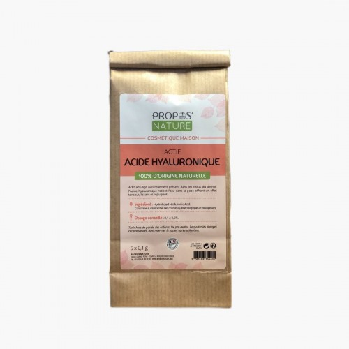 Acide hyaluronique Propos'Nature 5x0,1g