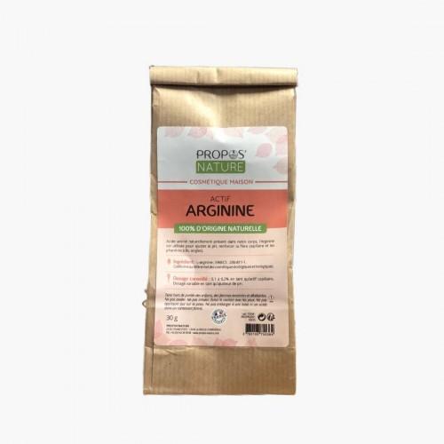 Arginine actif cosmétique Propos'Nature