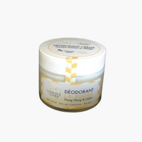 Déodorant crème Le sucré Clémence & Vivien