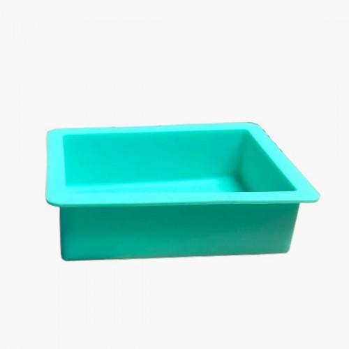 Moule à savon rectangulaire en silicone