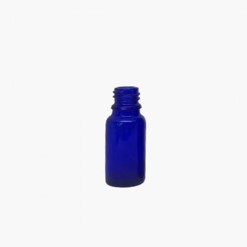 Flacon en verre bleu 10ml