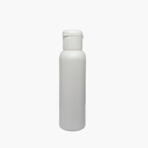 Flacon en plastique avec capsule 100ml