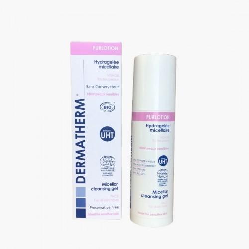 Hydragelée micellaire PURLOTION  150ml Dermatherm