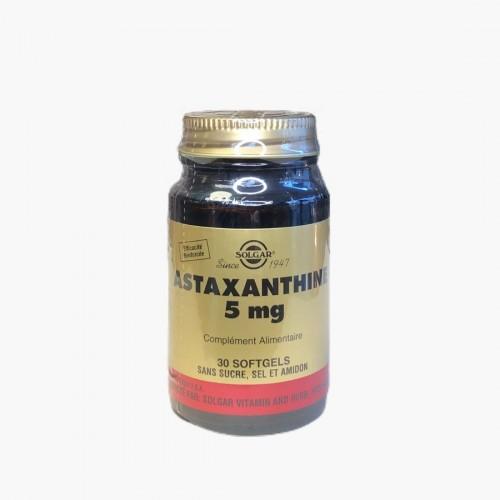 Astaxanthine 5 mg Solgar