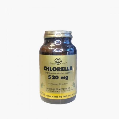 Chlorella 520 mg SOlgar