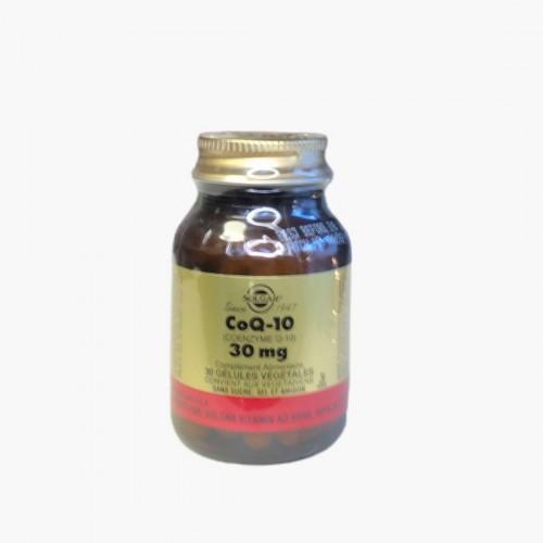 CoQ-10 30 mg  Solgar