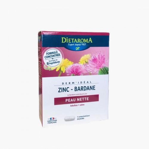 Derm'idéal - Zinc & Bardane Dietaroma