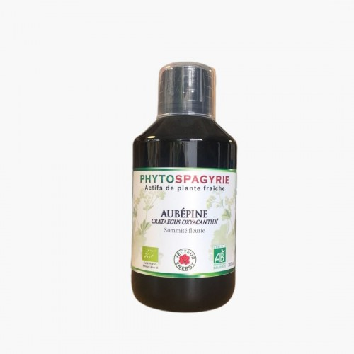 Aubépine Phytospagyrie Vecteur Energy