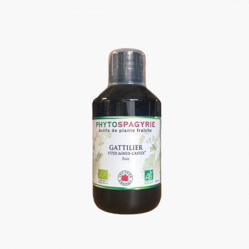 Gattilier Phytospagyrie 300ml Vecteur Energy