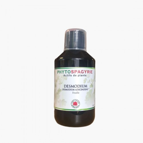 Desmodium Phytospagyrie Phytothérapie Vecteur Energy