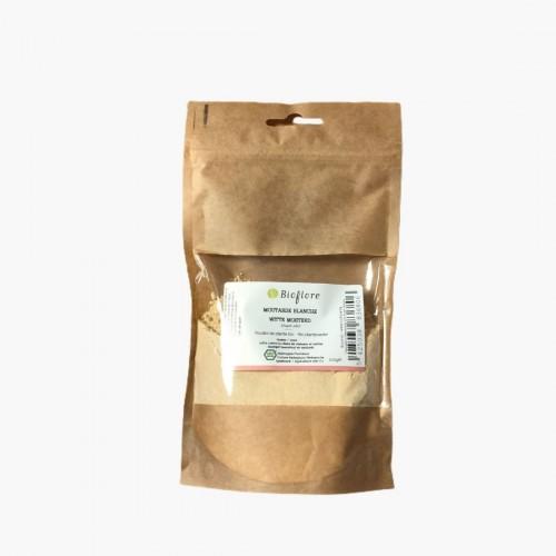 Poudre de moutarde blanche  100g Bioflore