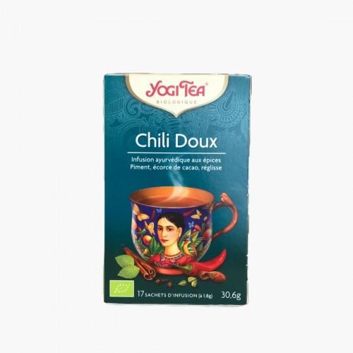 Infusion Chili doux Yogi tea