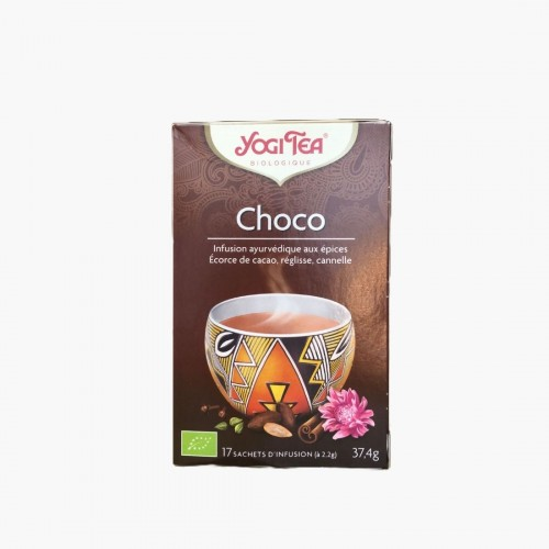 Infusion choco Yogi Tea
