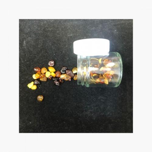 Perles d'ambre vendues en vrac