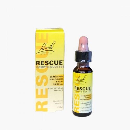 Rescue compte-gouttes 10 ml Bach