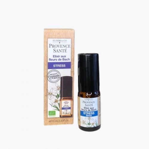 Elixir au fleurs de Bach - Stress 20 ml Elixirs & Co