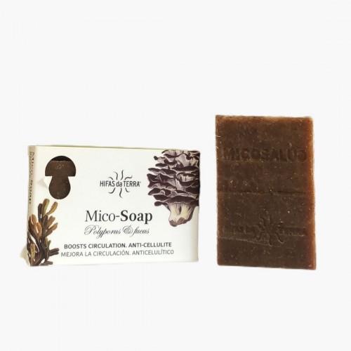 Mico-soap - Circulation / Anti-cellulite Hifas da terra