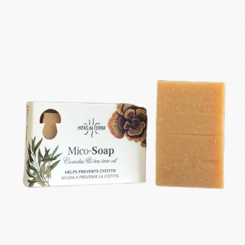 Mico-soap - Prévention cystites Hifas da Terra