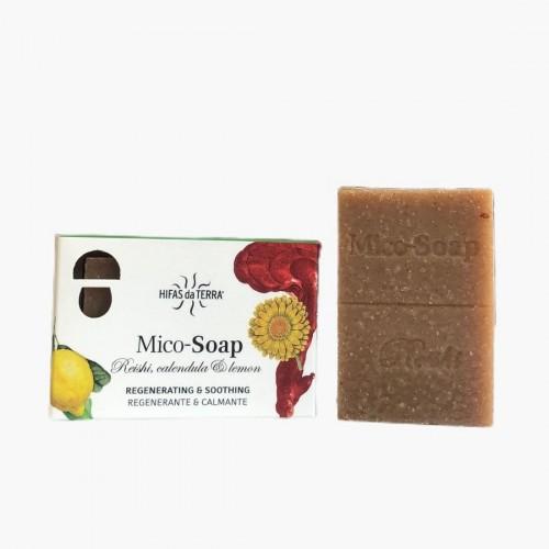 Mico-soap - Régénérant et calmant Hifas da Terra