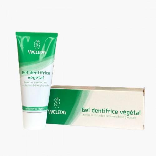 Gel dentifrice - Végétal Weleda