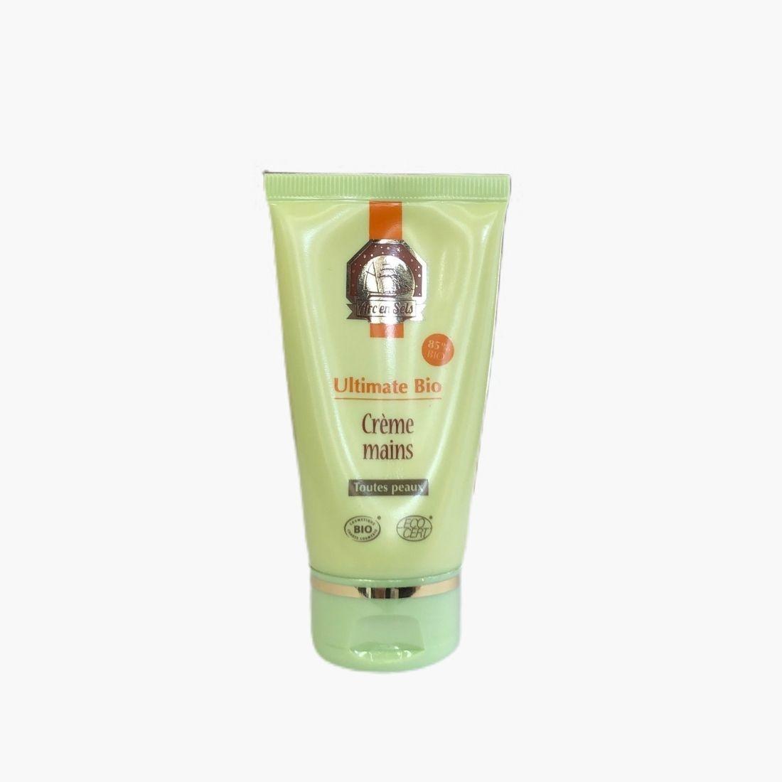 Crème mains ultimate BIO 50 ml Arc en Sels