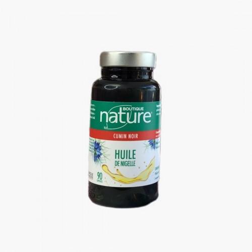 Huile de Nigelle Boutique Nature