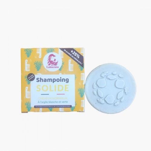 Shampoing cheveux normaux - Lemongrass Lamazuna
