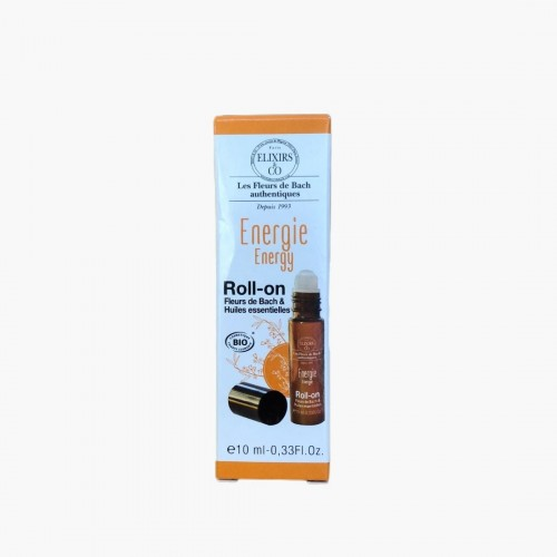 Energie Roll-on 10 ml Elixirs & Co