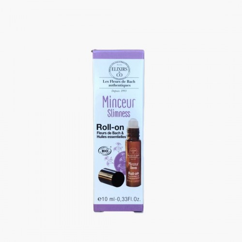 Minceur Roll-on 10 ml Elixirs & Co