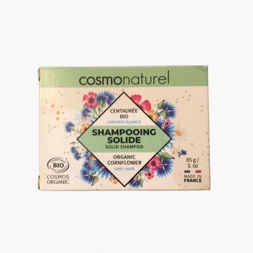 Shampoing solide BIO - Cheveux blancs Cosmo naturel