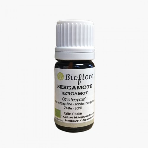 Huile essentielle de Bergamote sans bergaptène 5mL Bioflore