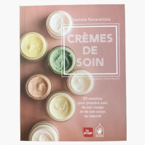 Crèmes de soin de Nathalie Ramanantsoa recto