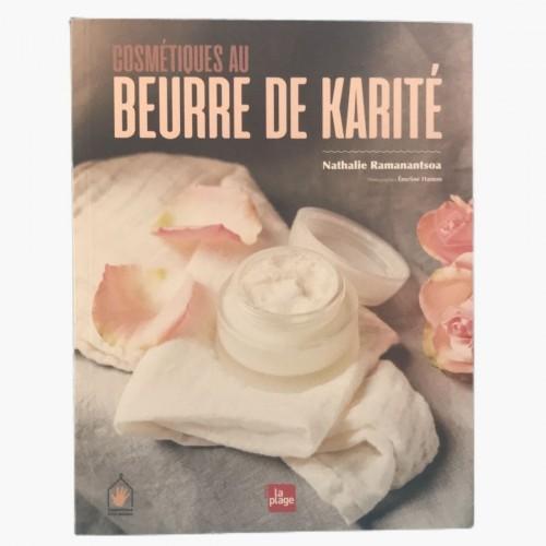 Cosmétiques au beurre de Karité de Nathalie Ramanantsoa recto