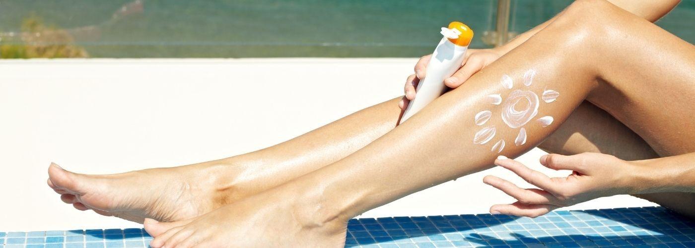 Crèmes solaires et lait après-soleil BIO