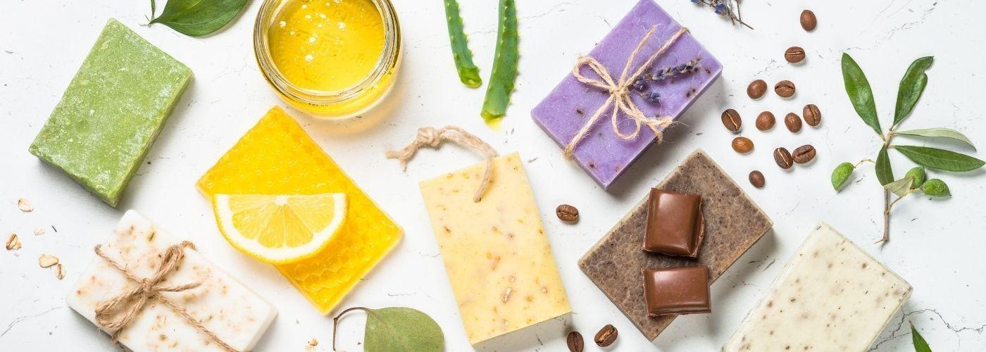 Produits cosmétiques solides pour le corps